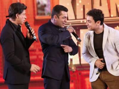 شاہ رخ اور سلمان کے کام کا مداح ہوں، عامر خان