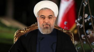 ایرانی صدر نے امریکی صدر کو پھر خبردار کر دیا