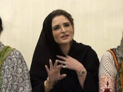 عائشہ احد نے رانا ثنااللہ کو 2 ارب ہرجانے کا لیگل نوٹس بھجوا دیا