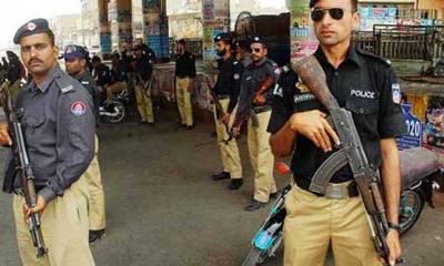 پولیس کا سماج دشمن عناصر کے خلاف کریک ڈائون تیز