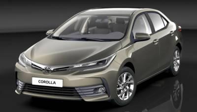 کرولا گاڑیوں کی سب سے زیادہ فروخت، پاکستان دنیا میں چوتھے نمبر پر پہنچ گیا