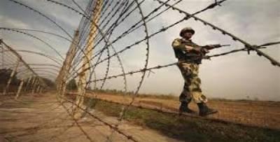 لائن آف کنٹرول پر بھارت کی جانب سے بلا اشتعال فائرنگ