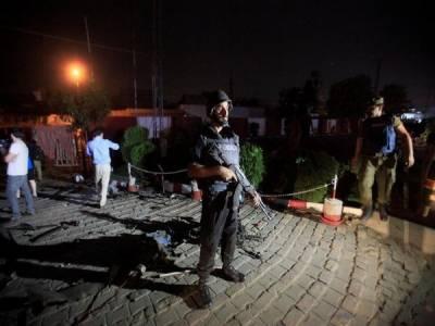 انسدادد ہشت گردی فورس نے ٹرک کے مالک کاپتہ لگالیا