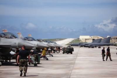 شمالی کوریا کا امریکی فوجی اڈے گوام کو نشانہ بنانے پر غور