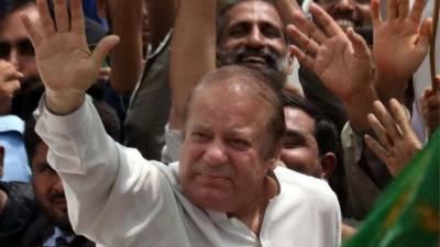 مشن جی ٹی روڈ، نواز شریف کا قافلہ لاہور کی جانب رواں دواں