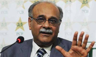نجم سیٹھی آئندہ 3 برس کیلئے پی سی بی کے نئے چیئرمین منتخب