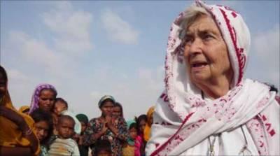 پاکستان کی مدر ٹریسا کی اچانک طبیعت خراب، اسپتال میں زیر علاج