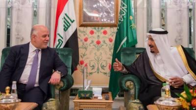 عراق اور سعودی عرب کے درمیان زمینی و فضائی رابطے بحال