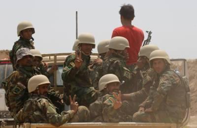 شام کی سرحد پر حملے میں شیعہ ملیشیا کے 36 جنگجو ہلاک،75زخمی