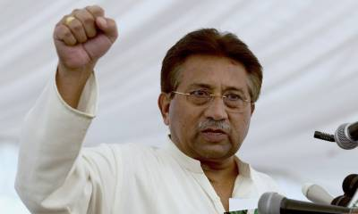 پرویز مشرف کا 12 اگست کو پاکستان میں جلسہ کرنے کا اعلان