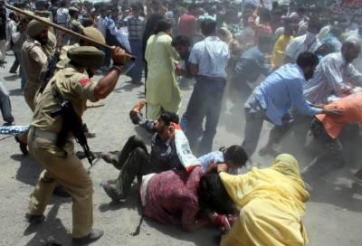 بھارتی مظالم ، مزید 3 کشمیریوں کو شہید کر دیا