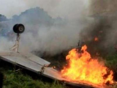 پاک فضائیہ کا طیارہ تربیتی پرواز کے دوران حادثے کا شکار،پائلٹ شہید