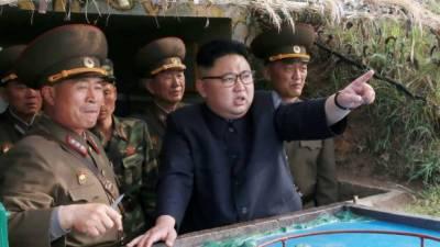 شمالی کوریا نے امریکی بحری اڈے کونشانہ بنانے کا منصوبہ مکمل کر لیا