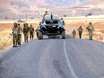 ترکی میں دہشت گردی کے خلاف جدوجہد بلا تعطل جاری
