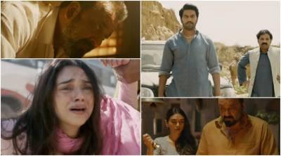 """سنجے دت کی فلم """"بھومی"""" کا ٹریلر ریلیز کر دیا گیا"""