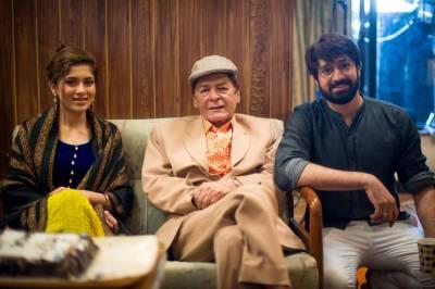 """پاکستانی ہارر فلم """"پری"""" کی شوٹنگ مکمل ہو گئی"""