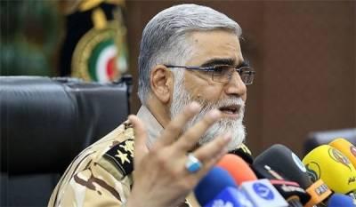 دشمنوں کا مقابلہ کرنے کے لئے تیار ہیں، ایرانی ڈپٹی کمانڈر انچیف