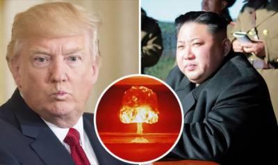 شمالی کوریا اتحادیوں کے خلاف اقدام سے باز رہے، ورنہ اسے پچھتانا پڑے گا، ٹرمپ