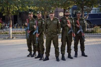نواز شریف کی لاہور آمد، پولیس نے سیکیورٹی پلان کو حتمی شکل دیدی