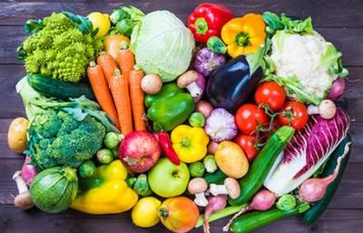 سبزیوں کا استعمال 300 سے 350 گرام فی کس روزانہ ہونا چاہیے، ماہرین