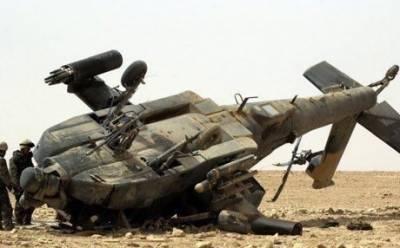 یمن میں ہیلی کاپٹر حادثہ، 4اماراتی سپاہی جاں بحق