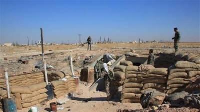 شامی صوبے درعا میں طاقت ور بم دھماکا، 23 شامی باغی ہلاک
