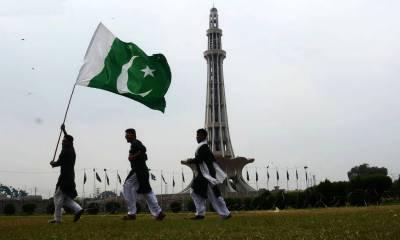 70واں یوم آزادی، ملک بھر میں جشن کا سماں، سبز ہلالی پرچموں کی بہار