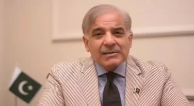 یوم آزادی کے موقع پر شہباز شریف کا ویڈیو پیغام وائرل ہو گیا