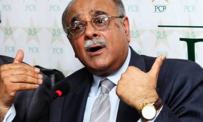 وقت آگیا ہے کہ سری لنکا پاکستان کی مدد کرے، نجم سیٹھی