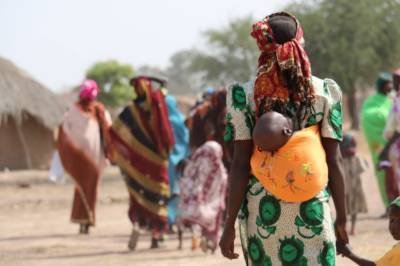 کانگو میں 77 لاکھ افراد فاقہ کشی کے شکار