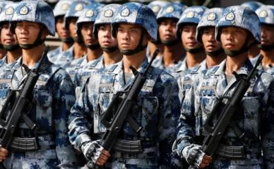 کوہ ہمالیہ کی متنازعہ سرحد پر بھارتی اور چینی فوجیوں میں جھڑپ