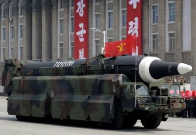 شمالی کوریا نے میزائل حملہ کیا تو مکمل جنگ ہوگی، امریکی وزیرِ دفاع