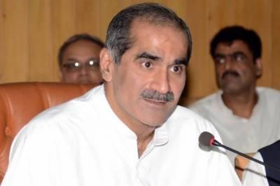 تبدیلی ووٹ کے ذریعے ہی آئے گی کسی اور کو فیصلے کا حق نہیں دیں گے، سعد رفیق