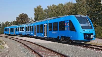 جرمنی میں دنیا کی پہلی ہائیڈروجن ٹرین جلد دوڑے گی
