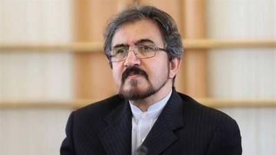 ایران امریکہ کی نیت سے اچھی طرح واقف ہے، ترجمان ایرانی وزرات خارجہ