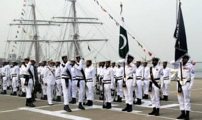 پاکستان نیوی نے کثیرالقومی ٹاسک فورس 150 کی کمانڈ سنبھال لی