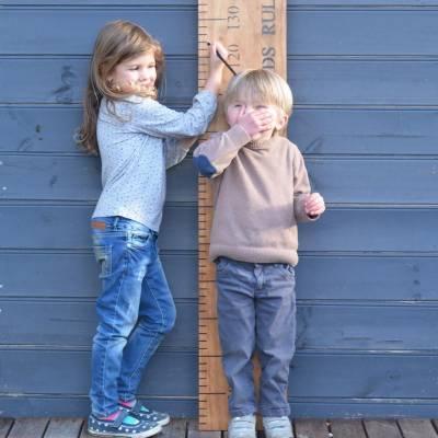بچے کا قد جوانی میں کتنا ہو گا ؟ ماہرین نے حیران کن طریقہ بتادیا