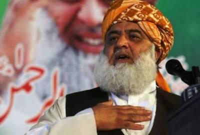 جے یو آئی کلثوم نواز کی انتخابی مہم میں ن لیگ کا ساتھ دیگی: فضل الرحمان