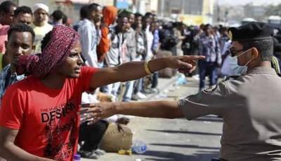 غیر قانونی تارکین وطن کی سعودی عرب سے واپسی شروع