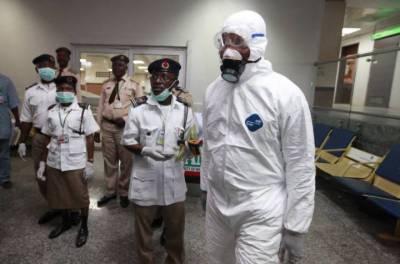 نائیجیریا میں پراسرار وبا پھیل گئی، 3ہفتوں میں 50 افراد ہلاک