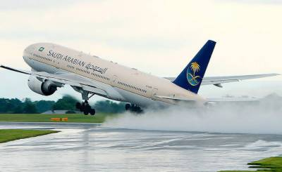قطر ی عازمین حج کیلئے سعودی ائیر لائن کی پروازیں مختص