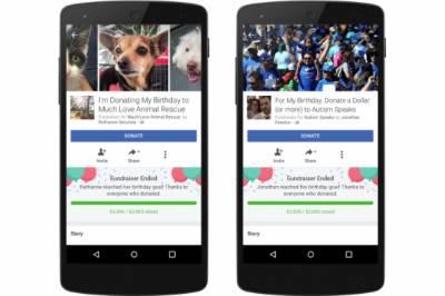سالگرہ کو یادگار بنانے کیلئے فیس بک کے جدید فیچر متعارف