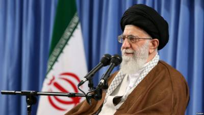 ایران کی سرحدیں شام، عراق اور بحر روم کے ساحل تک ہیں،خامنہ ای