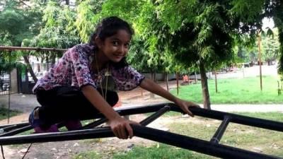 پارک پر بلڈنگ کی تعمیر کے خلاف سات سالہ بچی کا مودی کو خط