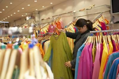 ملبوسات کی مانگ بڑھ گئی ، برآمدات میں 6 فیصد اضافہ ہوگیا