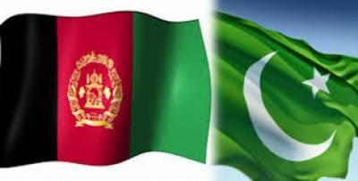 پاکستان اور افغانستان کا انسداد دہشت گردی کی کوششوں میں باہمی تعاون بڑھانے پر اتفاق