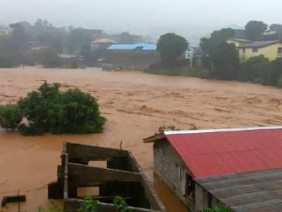 سیرالیون میں سیلاب اور لینڈ سلائیڈنگ سے ہلاکتوں کی تعداد 467 ہو گئی