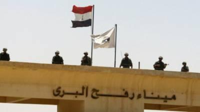 غزہ جانیوالی مصری انسان دوستانہ امداد روک دی گئی