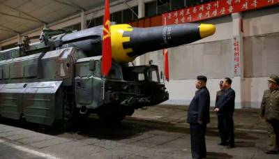 شمالی کوریا کی ایک بار پھر امریکا پر میزائل حملے کی دھمکی