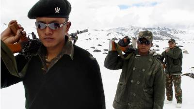 چین اور بھارت ممکنہ جنگ ،شدید جانی نقصان کا خطرہ